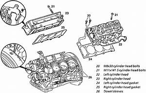 Howtorepairguide Com  More Cylinder Head Removal Details