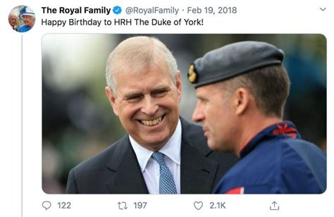 Prince Andrew loses HRH title in Royal Family's birthday ...