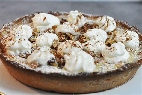 pancakes hervé cuisine recette de la tarte patate douce ou potato pie