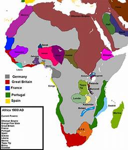 Map Of Africa 1900 Pictures to Pin on Pinterest - PinsDaddy
