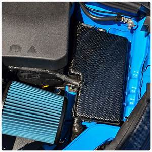 Ford Focus Rs    St Carbon Fiber Fuse Box Cover From Cal
