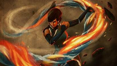 Airbender Korra Last Avatar Computer Anime Wallpapers