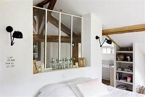 Faire Une Cloison De Separation : la verri re atelier dans la salle de bains 26 id es ~ Melissatoandfro.com Idées de Décoration