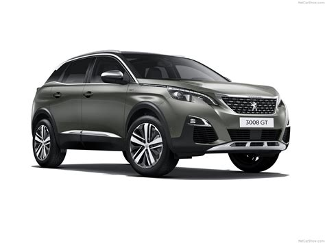 Peugeot 3008 Backgrounds by Peugeot 3008 Gt 2017 Picture 67 Of 92