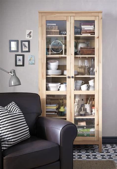 ikea hemnes linen cabinet canada hemnes glass door cabinet with 4 drawers fordesign