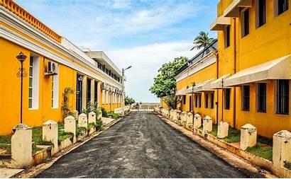 Pondicherry Places Visit Tourist Cycling Fl