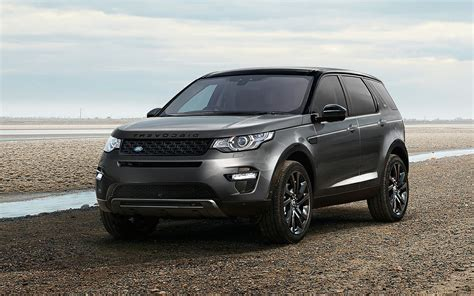 jeep range rover comparison land rover discovery sport hse 2017 vs