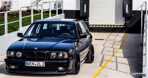 bmw e34 tuning tuning bmw 5 touring e34 187 cartuning best car tuning
