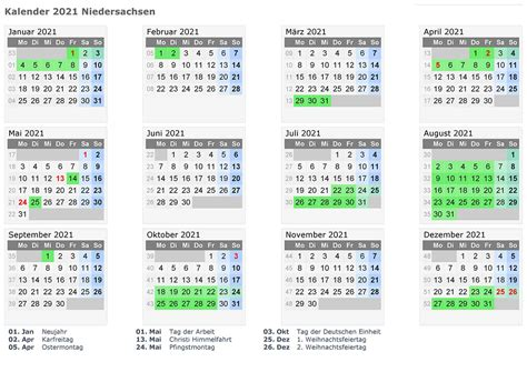 ferienkalender 2019 niedersachsen ferientermine 2019 2023 grundschule im roten felde