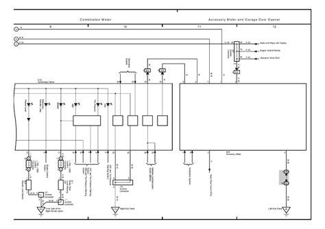 Wiring Diagram Toyota Sienna Code Auto