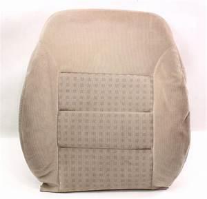 Rh Front Seat Back Rest Cover  U0026 Foam 99