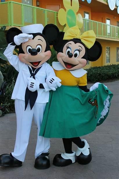 Disney Mickey Minnie Mouse Halloween Walt Characters