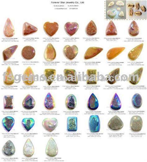 All Kinds Of Shapes,Sizes And Multi Colors Of Natural