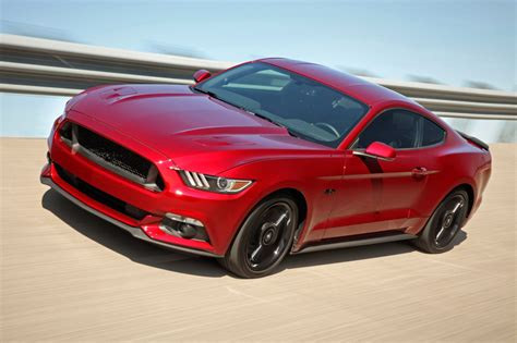 Ford Mustang 50 V8 Gt (2016) Review By Car Magazine