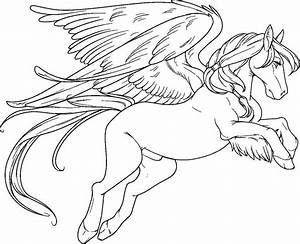 pegasus coloring pages - for kids pegasus coloring pages in picture excellent