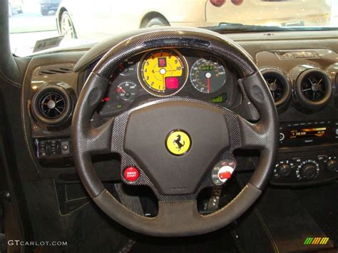 F430 Steering Wheel by 2009 F430 Scuderia Coupe Charcoal Steering Wheel