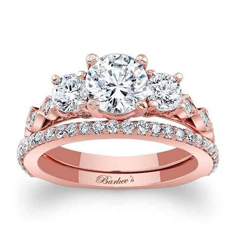 barkev s rose gold bridal 7973sp