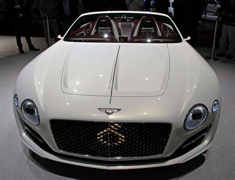 Bentley Reveals Luxury Electric Car For Those Who Find