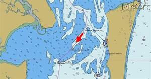 Water Depth Charts Moreton Bay Moreton Bay Cleveland To