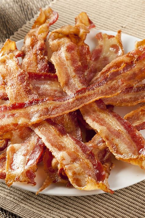 baking bacon oven baked bacon kitchme