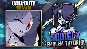 WW2 Squigly Skullgirls Anime Emblem Tutorial YouTube