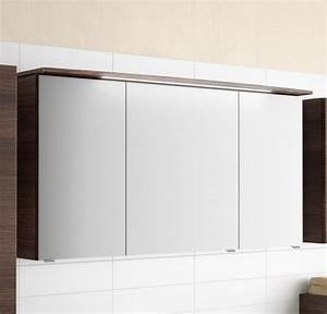 Spiegelschrank 120 Cm Breit : pelipal fokus 4010 spiegelschrank mit led beleuchtung im kranz 120 breit 4850 1250 badm bel 1 ~ Markanthonyermac.com Haus und Dekorationen