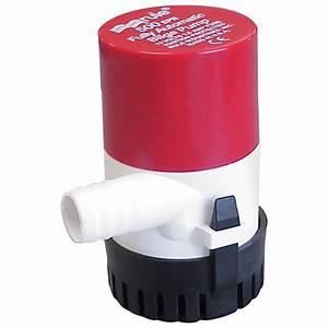 Bilge Pump Auto 12v 500 Gph
