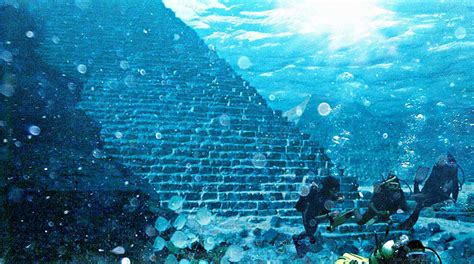 Standing Stone State Park by Huge Underwater Pyramid Found Near Portugal Has Portuguese