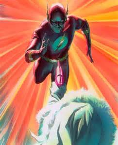 Captain Cold Alex Ross
