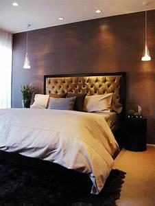 Schlafzimmer Einrichten Romantisch : schlafzimmer modern gestalten 48 bilder ~ Markanthonyermac.com Haus und Dekorationen