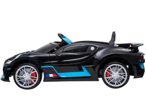 With production limited to just. Kids Ride On Car Electric 12v Bugatti Divo -Black - Ride ...
