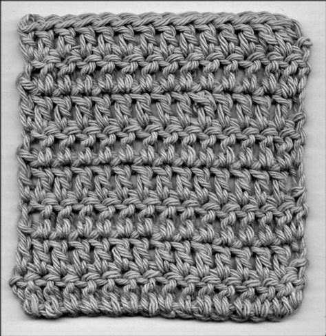 Doing A Double Crochet Dummies