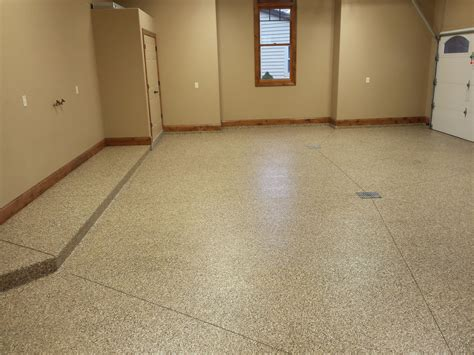 Epoxy Flooring Installers by Concrete Flooring Contractors
