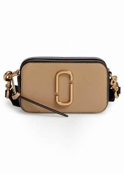 Marc Jacobs Bag Snapshot Crossbody Leather Handbags