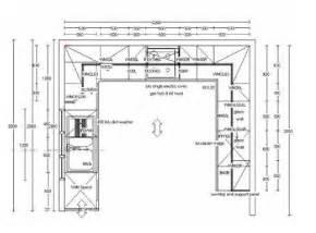 Kitchen Floor Plans Layouts
