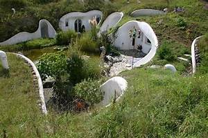 Home On Earth : hobbit homes are real underground home plans ~ Markanthonyermac.com Haus und Dekorationen