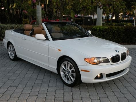 2004 Bmw 330ci For Sale by 2004 Bmw 330ci Convertible Fort Myers Florida For Sale In