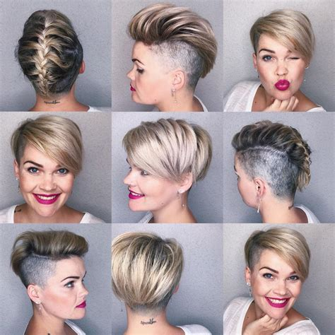 cute  easy hairstyles  short hair