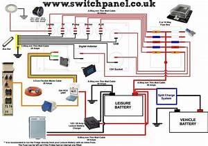 Caravan 12v Wiring Diagram