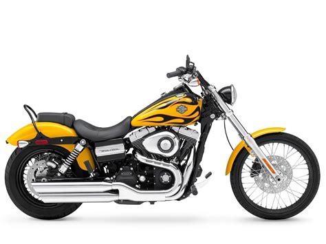 2011 Fxdwg Dyna Wide Glide Harley-davidson Pictures