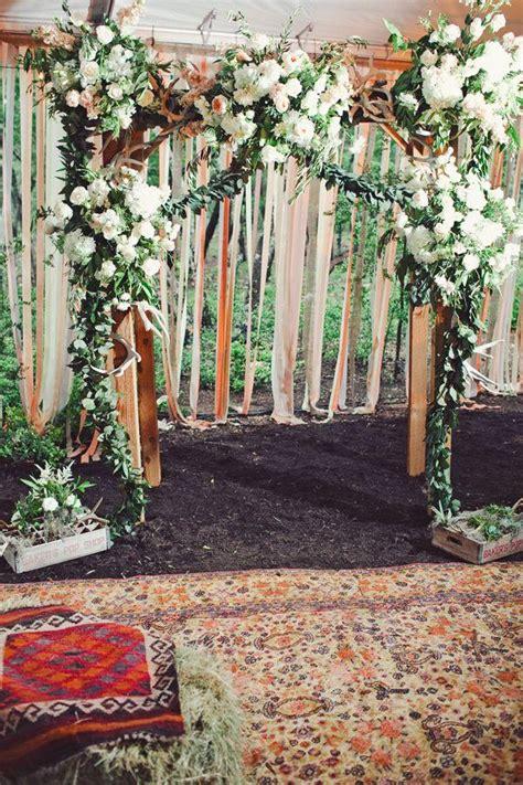 Bohemian Backyard Wedding by Bohemian Wedding Bohemian Wedding 2057245 Weddbook