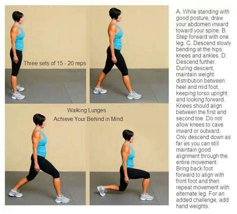 how to lunge a proper lunge technique fit bitch