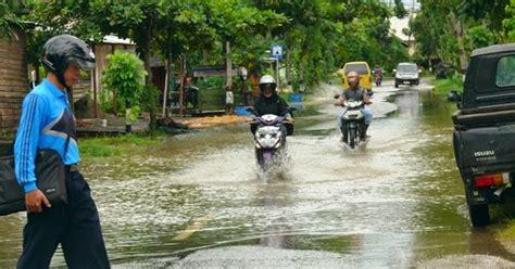 tanjung selor banjir kabupaten bulungan kalimantan utara