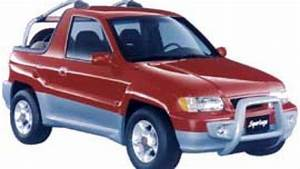 Used Car Review Kia Sportage 1996