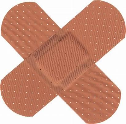 Transparent Band Aid Bandage Cross Medical Onlygfx
