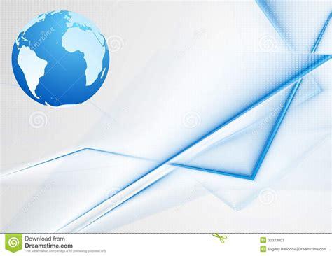 bright vector background  globe stock vector image