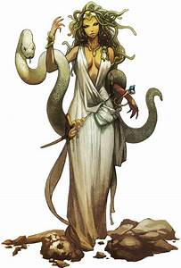 Paizocom Community Paizo Blog Tags Monsters Medusas
