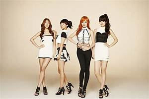Top Korean Girl Bands Kara F X Miss A And Sistar To