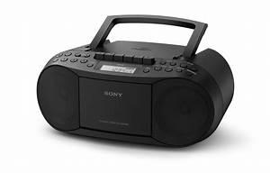 Radio Cd Kassette : sony cfds70b cek classic cd and tape boombox with radio ~ Jslefanu.com Haus und Dekorationen