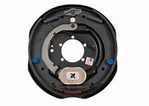 12 U0026quot  X 2 U0026quot  Lh Electric Brake Assy  7k W   33 U0026quot  Magnet Wires
